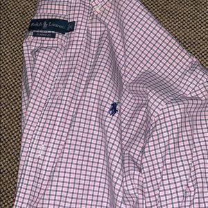Authentic Ralph Lauren LS Button Down Casual Shirt